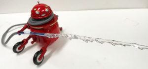 消防士ロボ